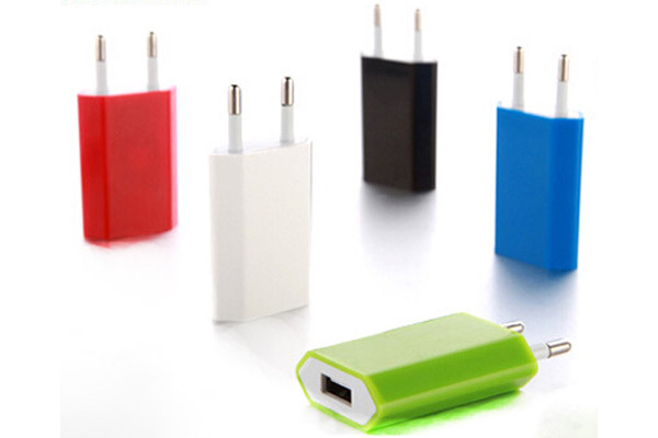 iPhone USB EU Euro plug Wall Charger