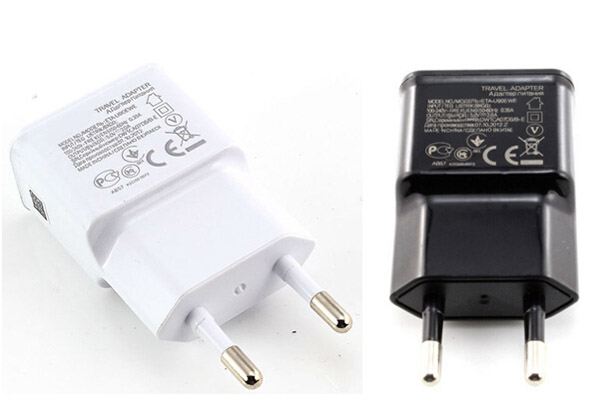 Samsung mobile phone wall charger/home charger, USB power adapter
