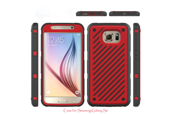 Samsung S6 robot case, also have for other phones