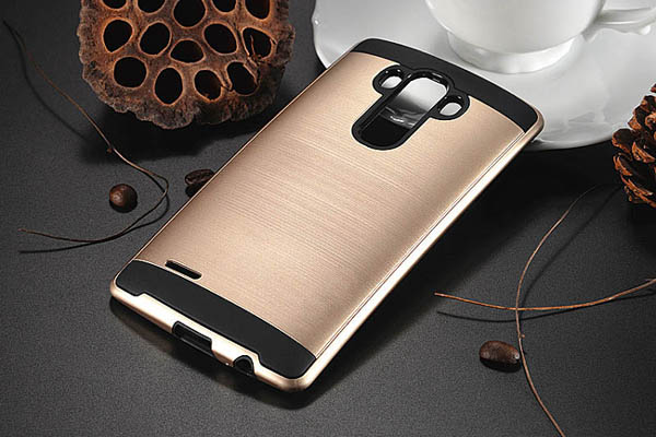 Brush hard protecting case for LG G4