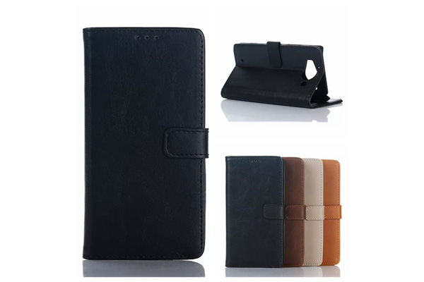 Nokia Lumia 950 luxury wallet leather case