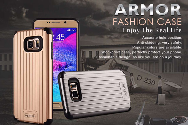 2016 new armor cool case for Samsung S6 S6 edge Note 5