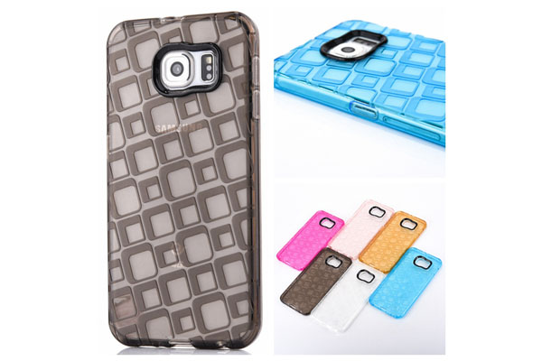 Fashion TPU soft case for Samsung S7 S7 edge