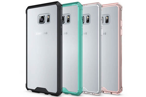 Samsung Note 7 clear hard case