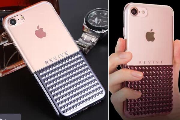 Luxury diamond TPU soft cover