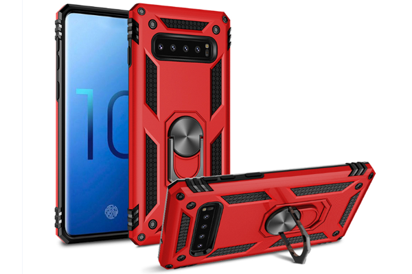 Samsung S10/S10 Plus/S10e Magnet Car holder Hybrid Cover