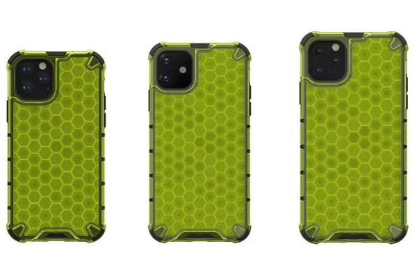 iPhone 2019 Honeycomb Hybrid Case