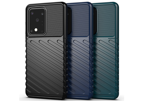 Galaxy S20 Rugged TPU Case