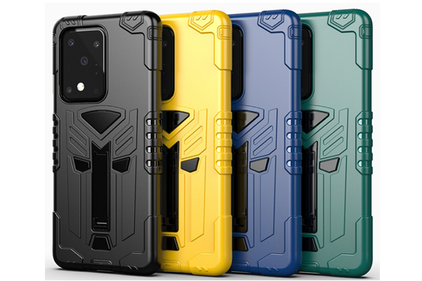 Galaxy 20 Rugged TPU Cover