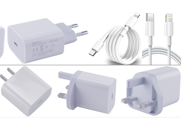 High Quality 18W PD Charger + Type C to Lightning Cable